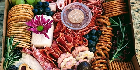 Charcuterie Board Making Class with AVL Charcuterie tickets