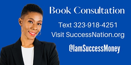 Consult with Success tickets