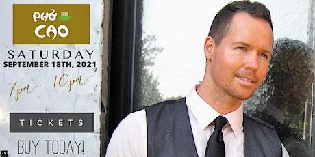 "Pho Cao Scottsdale Presents: Nashville Songwriter ""Ryan Nicholson"" tickets"