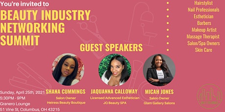 Beauty Industry Networking Summit tickets