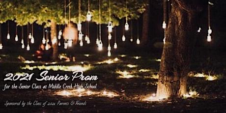 Middle Creek High School Woodland Garden - Prom 2021 tickets