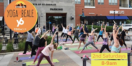 Yoga on Beale tickets