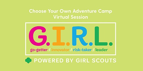 Choose Your Own Adventure Camp  - Outdoor Skills - A Zoom How to Session tickets