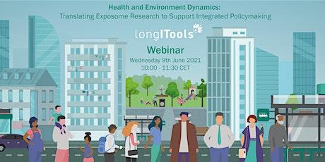 Webinar: Health and Environment Dynamics tickets