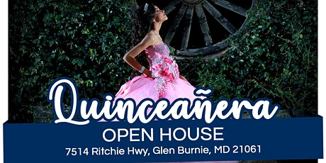 Quinceañera Open House tickets