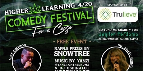 420 Comedy Show for a Cause tickets