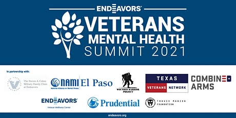 3rd  Annual Veterans Mental Health Summit - Virtual tickets