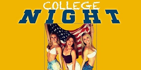 College ID Night - Every Thursday at B Side tickets