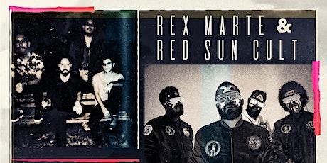 Distrito Solar - REX MARTE y Red Sun Cult en Saga Bar boletos