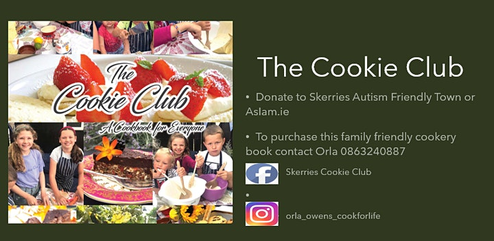 Sustainable Skerries Food Festival: Cook-Along with Orla Owens(Zoom) image