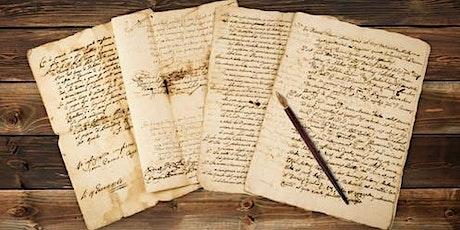 Mayflower 400 Lecture: Transatlantic Print tickets