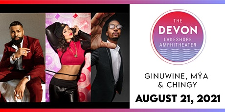 Ginuwine with special guests Mya & Chingy tickets