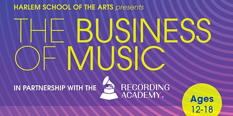 The Business of Music in partnership with the Recording Academy tickets