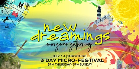 New Dreamings Micro-Festival tickets