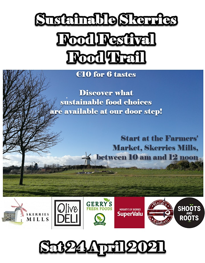 Sustainable Skerries Food Festival: The Food Festival Trail image