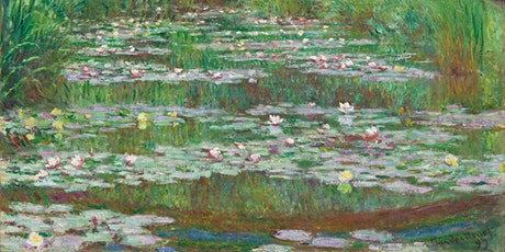 Monet: Paintings of Giverny - Livestream Program entradas