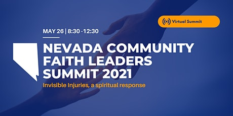 Nevada Community Faith Leaders Summit tickets