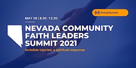 Nevada Community Faith Leaders Summit tickets