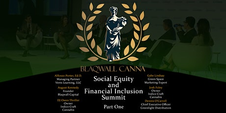 Social Equity and Financial Inclusion Summit Part 1 boletos