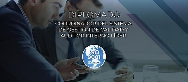 Imagen de Diplomado ISO 9001