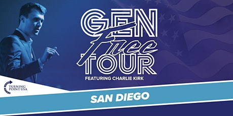 Gen Free Tour - San Diego tickets