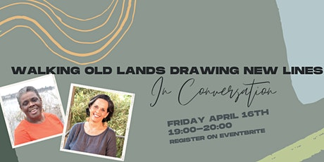 Walking Old Lands, Drawing New Lines | A Conversation with Annalee Davis tickets