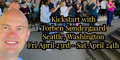 TLR Kickstart Weekend Seattle Washington with Torben Sondergaard tickets