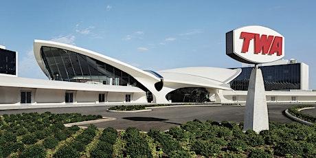 Saarinen's Flight Center for TWA tickets