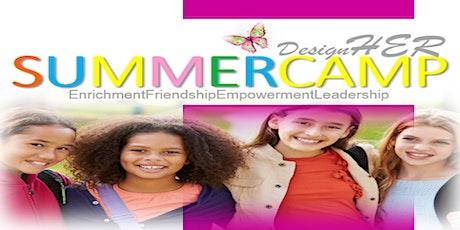 DesignHER virtual Summer Camp tickets
