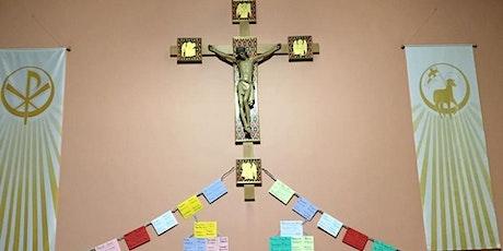 St Bartholomew's Mass - Sunday 18th April  CHURCH HALL  10.30am tickets