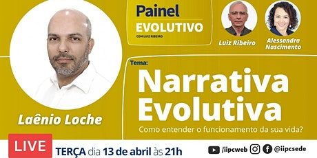 Painel Evolutivo - NARRATIVA EVOLUTIVA ingressos