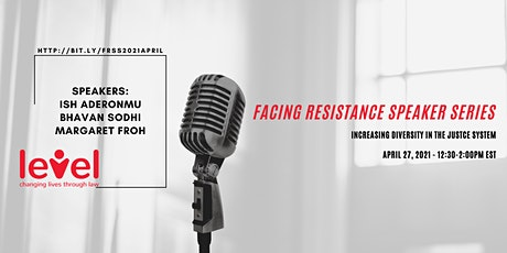 Facing Resistance Speaker Series tickets