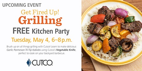 FREE Cooking Class: Get Fired Up! Grilling tickets