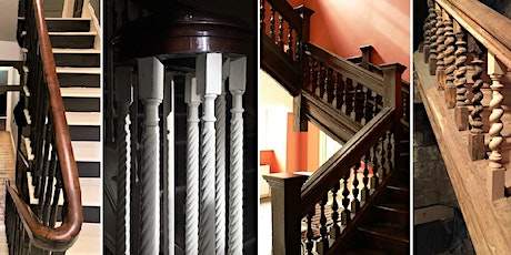 Traditional Staircases Webinar - History, Structure & Approaches to Repair tickets