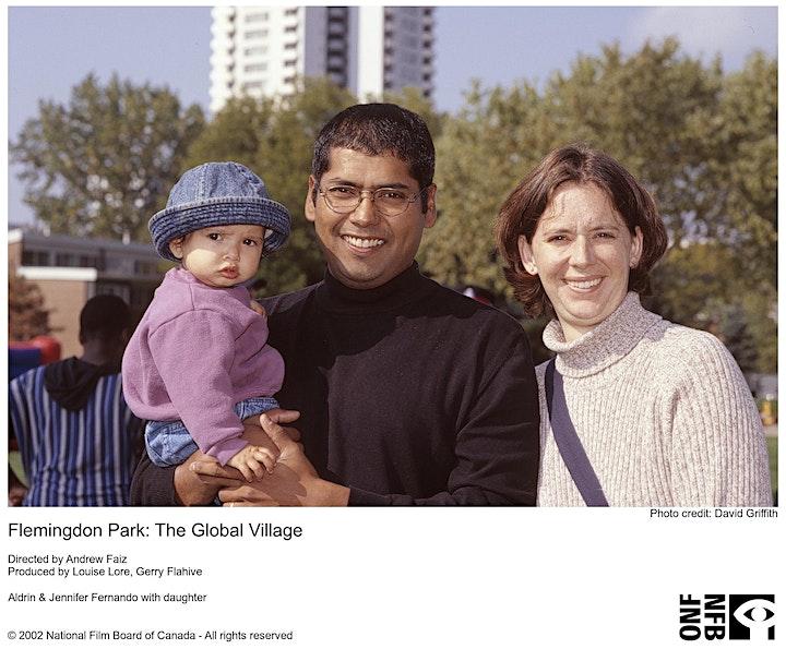 FILM SCREEN: FLEMINGDON PARK - THE GLOBAL VILLAGE image