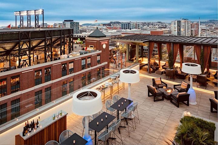 Konnekted presents BEHROUZ at Hotel Via Rooftop image