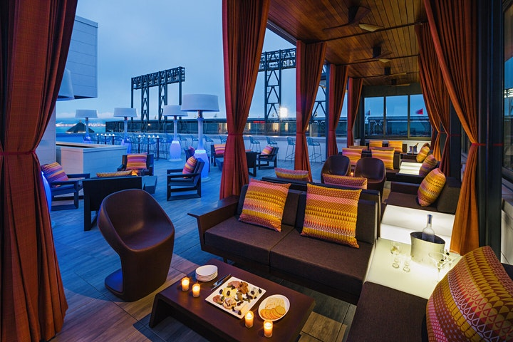 Konnekted presents BEHROUZ at Hotel Via Rooftop image