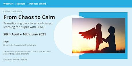 Teacher Training Event: Planning Positive Steps Forward tickets