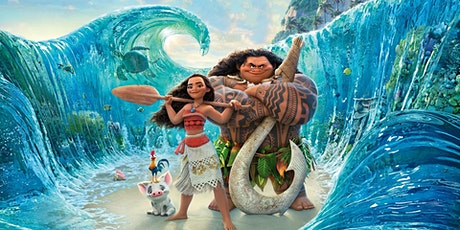 "Movie on the Lawn ""MOANA"" tickets"