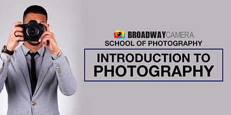 Introduction to Photography tickets
