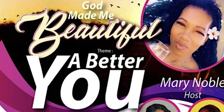 A Better You: Conference tickets