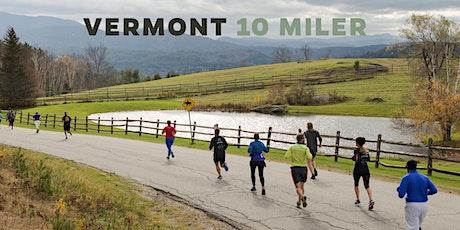 Vermont 10 Miler | 2021 tickets