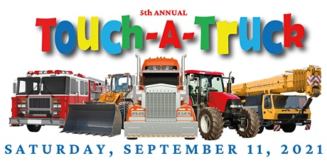 Touch-A-Truck 2021 tickets