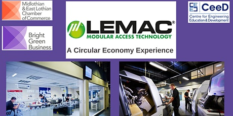 Build Back Better: A Circular Economy as experienced by Lemac tickets