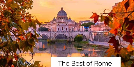 Rome from the Inside Out: Top 20 from our Top Experts tickets