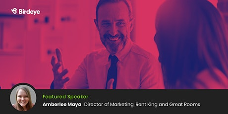 From leads to loyalty: An Experience Marketing masterclass tickets