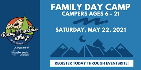 Family Day Camp (Campers Ages 6-21) with Rocky Mountain Village tickets