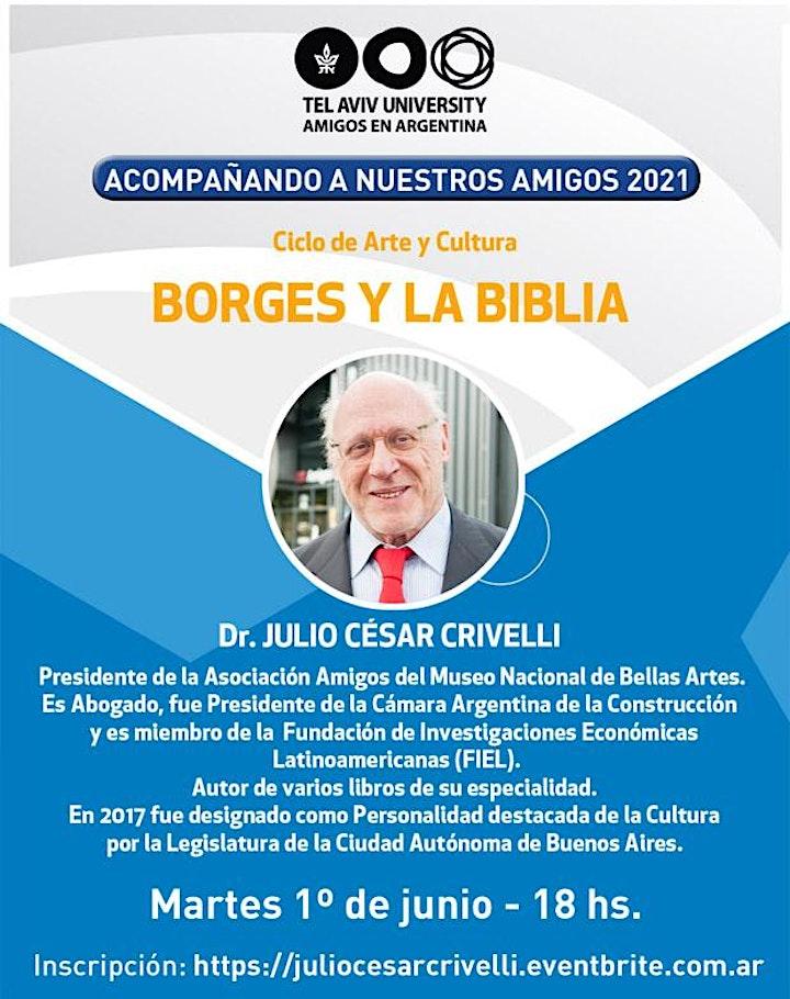 Imagen de Dr. JULIO CÉSAR CRIVELLI