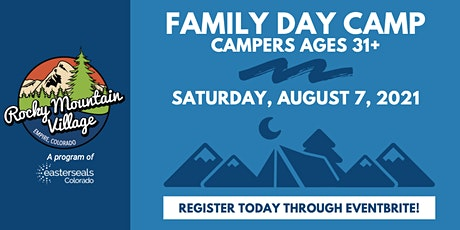 Family Day Camp (Campers Ages 31+) with Rocky Mountain Village tickets