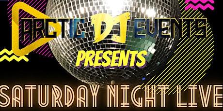 Saturday Night LIVE - Corals Greyhound Stadium tickets